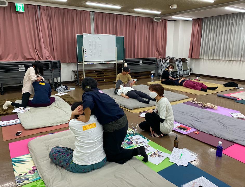 スタッフブログ 貫井(季節の体講座 冬)