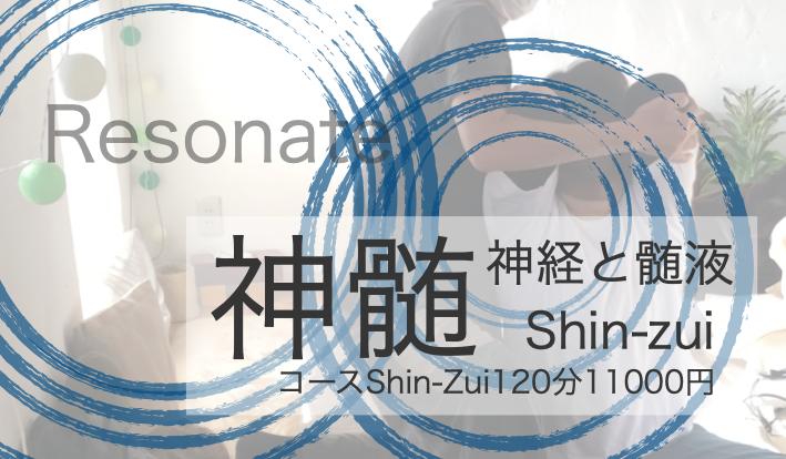 期間限定施術コース 冬のカラダ「神髄Shin-Zui」